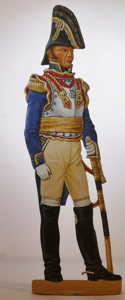 General Nansouty, Cuirassiers Division