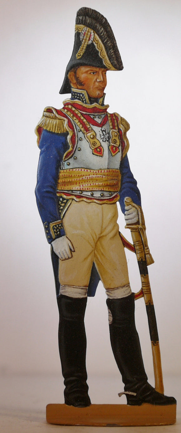 General Nansouty, Cuirassiers Division - Glorious Empires-Historical Miniatures