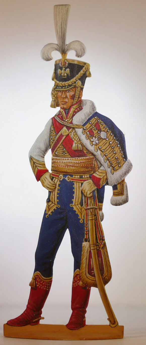 General Junot, Colonel General de Hussars - Glorious Empires-Historical Miniatures
