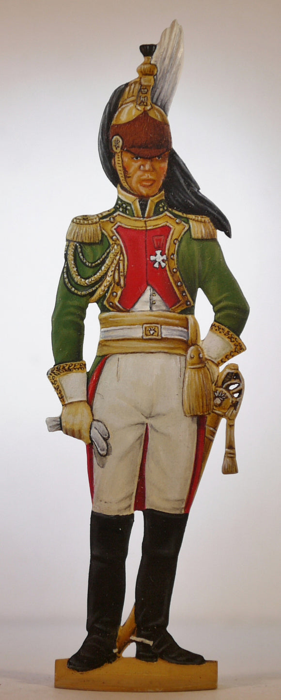 General of Dragoons - Glorious Empires-Historical Miniatures
