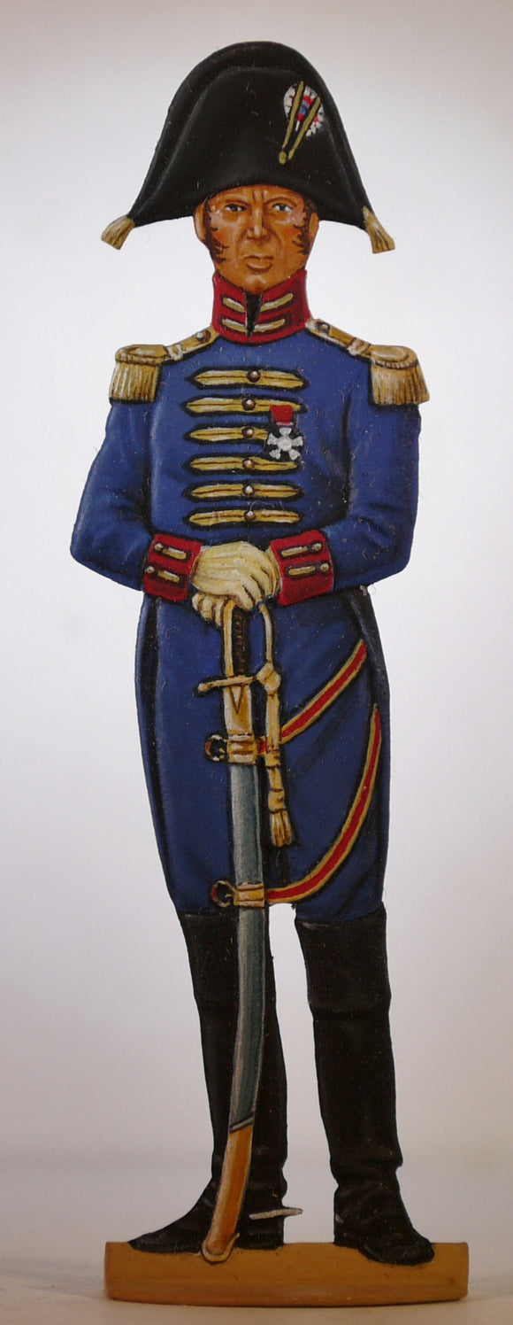 Staff Officer (Adjudant-Commandant) - Glorious Empires-Historical Miniatures