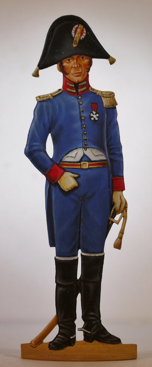 Staff Officer ( Assistent Adjudant Commandant) - Glorious Empires-Historical Miniatures