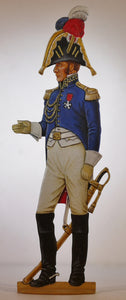 Chief of Staff, Imperial Guard. - Glorious Empires-Historical Miniatures