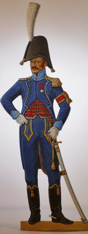 A.d.C. Division General non-regulation dress.