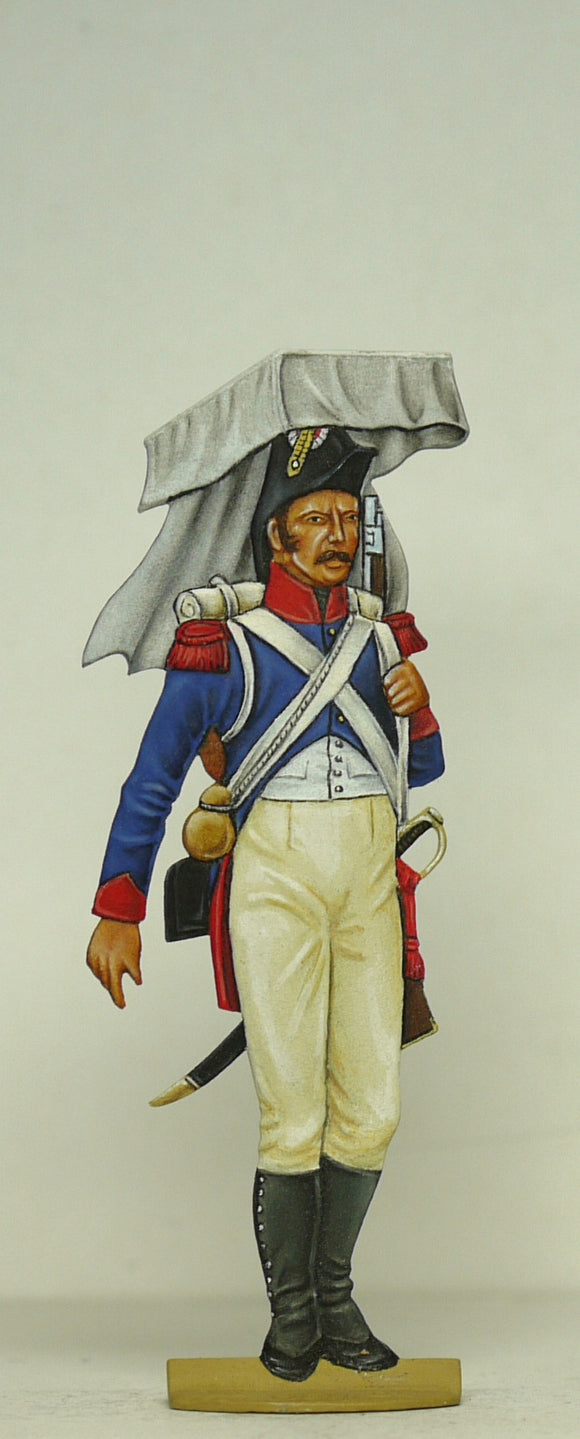 Grenadier sergeant - Glorious Empires-Historical Miniatures