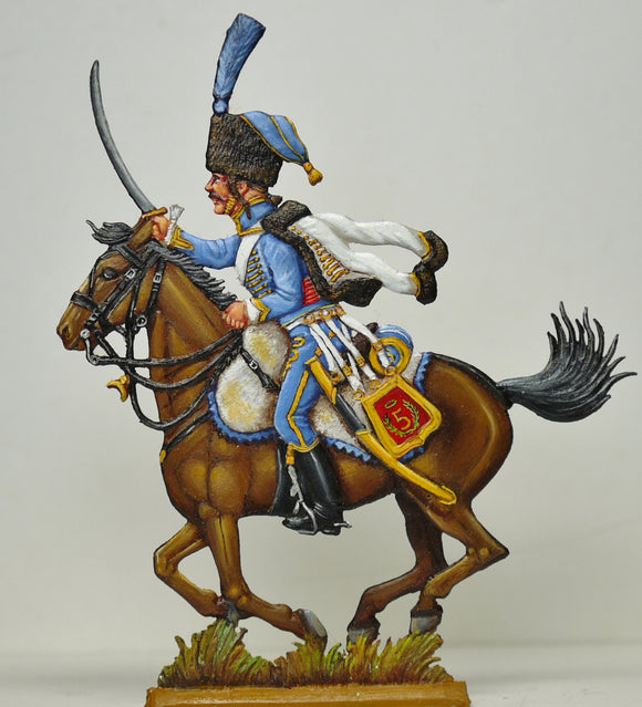 Hussar trooper - Glorious Empires-Historical Miniatures