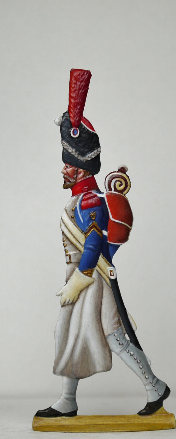 Sergeant Sapeur - Glorious Empires-Historical Miniatures