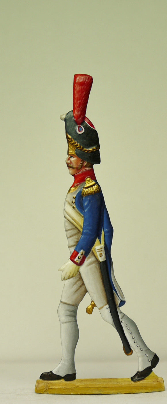 Grenadier Officer - Glorious Empires-Historical Miniatures