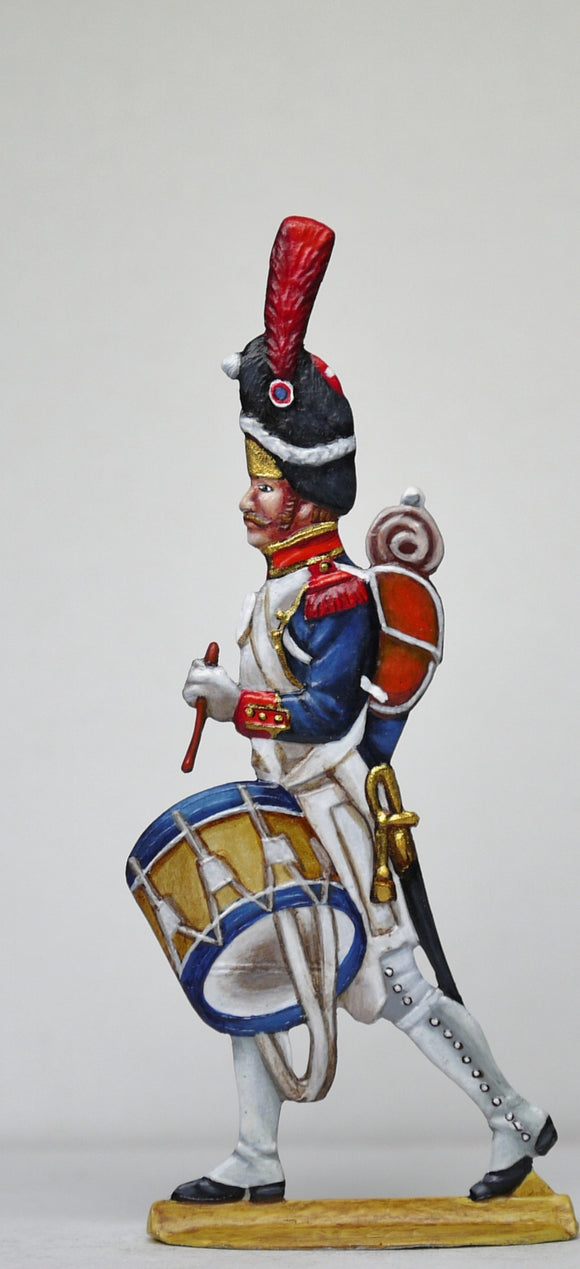 Grenadier drummer - Glorious Empires-Historical Miniatures