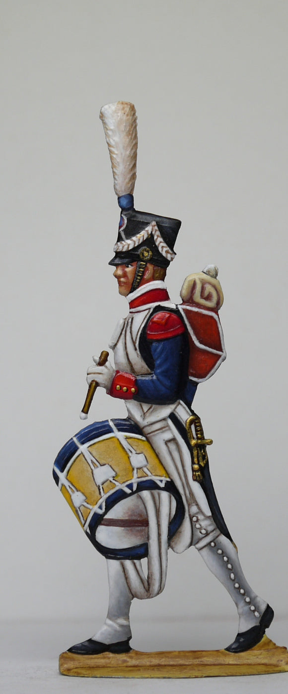 Fusilier drummer - Glorious Empires-Historical Miniatures