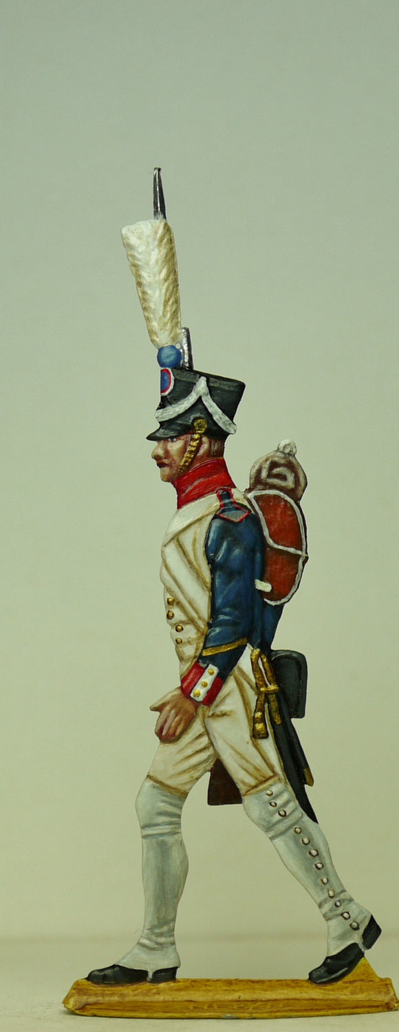Fusilier Sergeant - Glorious Empires-Historical Miniatures