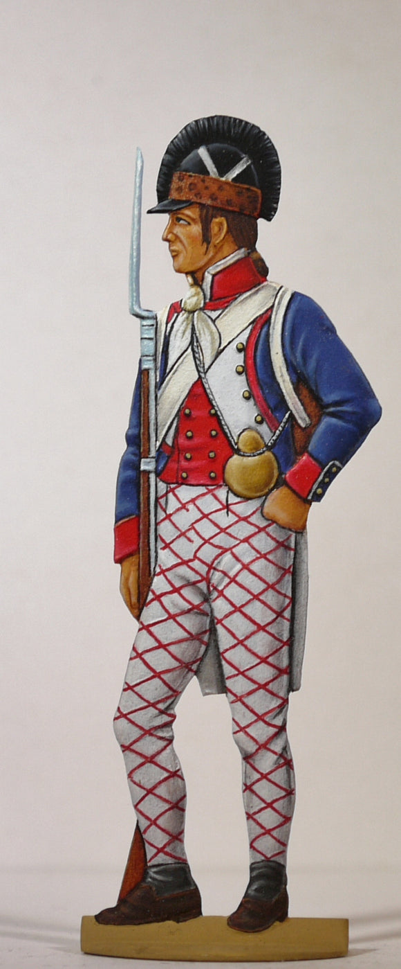National Guard Volunteer - Glorious Empires-Historical Miniatures