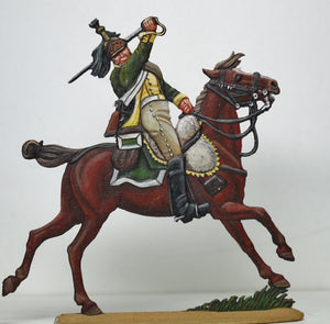 French Dragoon - Glorious Empires-Historical Miniatures