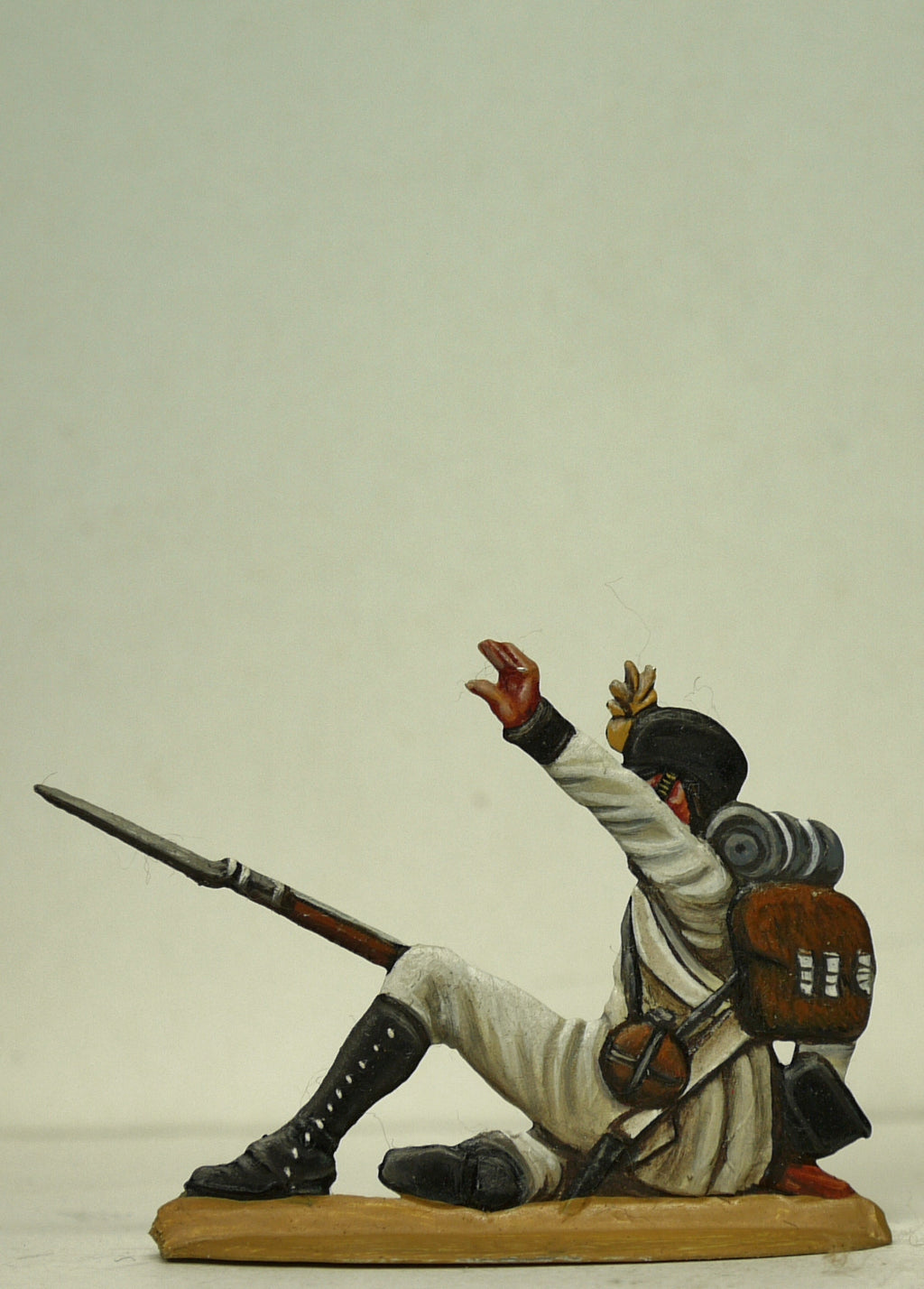 Austrian soldier - Glorious Empires-Historical Miniatures