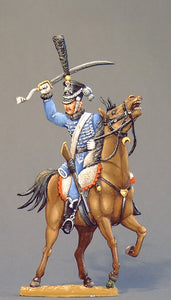 French Hussar - Glorious Empires-Historical Miniatures