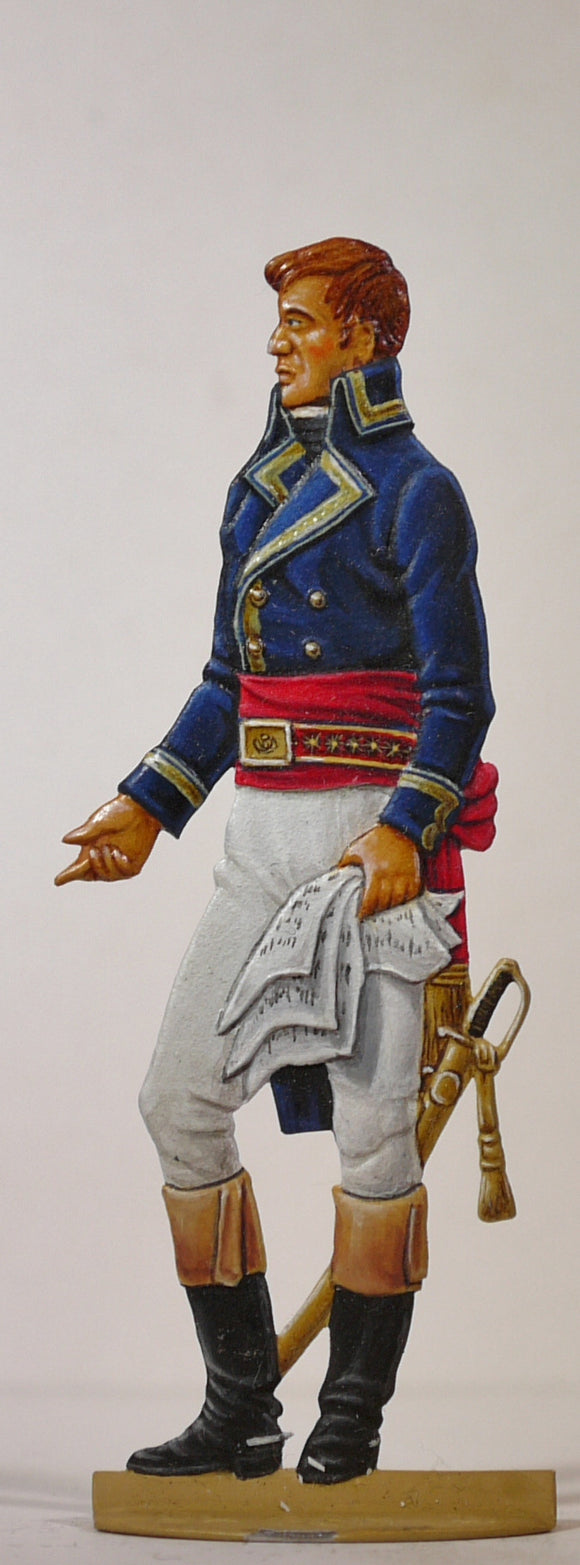 Carnot - Glorious Empires-Historical Miniatures