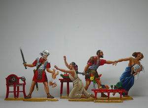 Killing the firstborn boys - Glorious Empires-Historical Miniatures