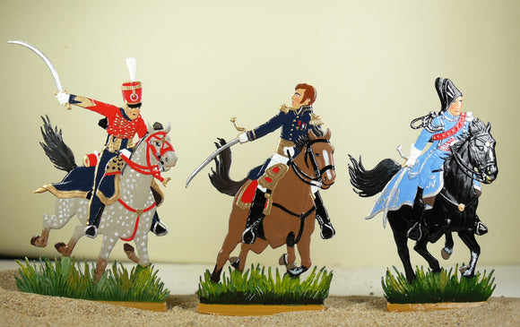 Neys Last charge at Waterloo - Glorious Empires-Historical Miniatures