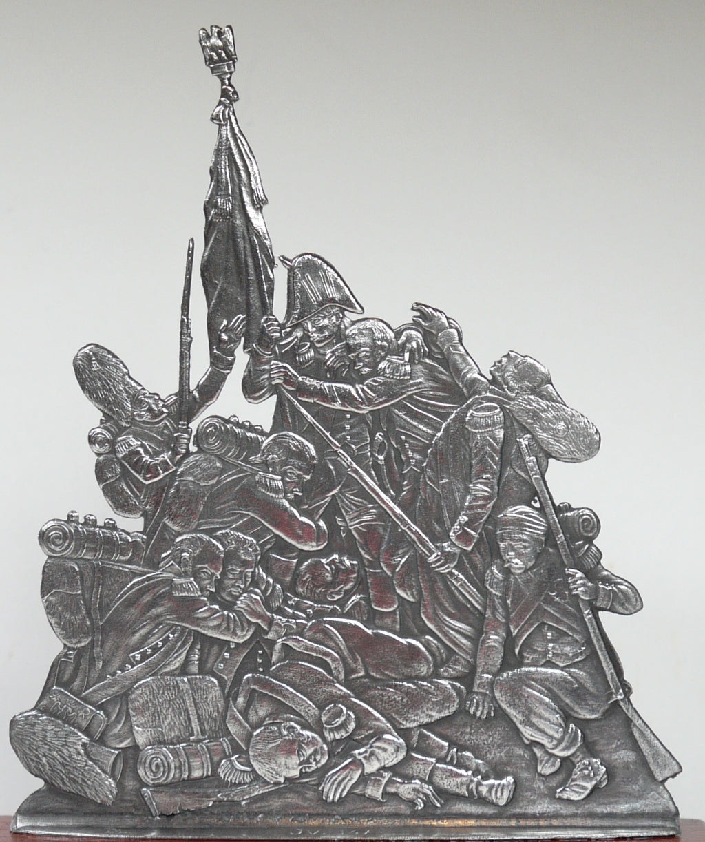 "last square of the ""Old Guard"". - Glorious Empires-Historical Miniatures"