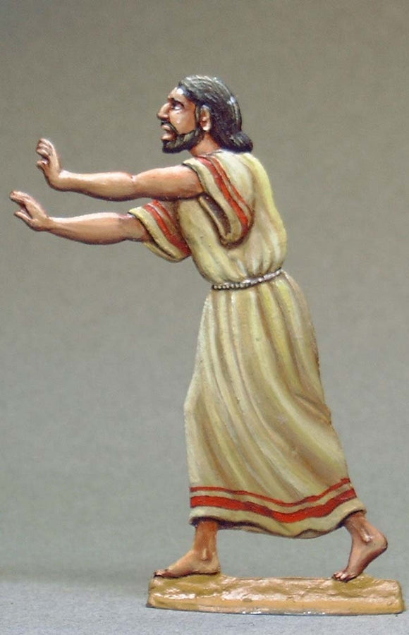 Jesus ries to stop stone throwers - Glorious Empires-Historical Miniatures