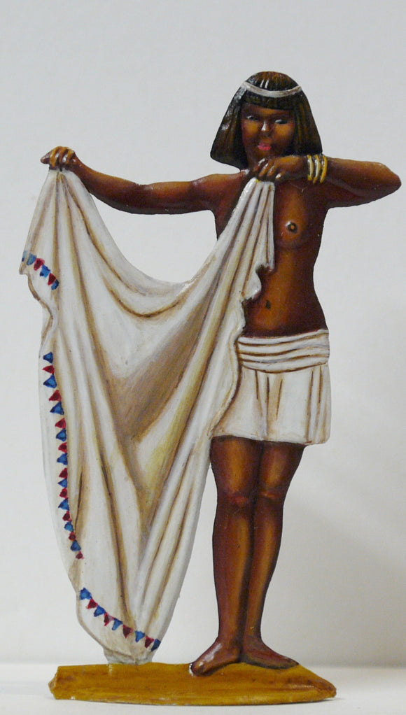 Slave Girl with Towel - Glorious Empires-Historical Miniatures