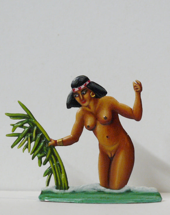 Girl watching Moses - Glorious Empires-Historical Miniatures