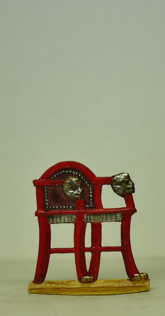 Chair - Glorious Empires-Historical Miniatures