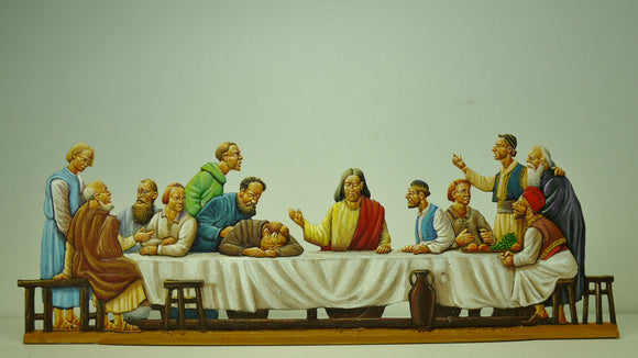 The last supper - Glorious Empires-Historical Miniatures