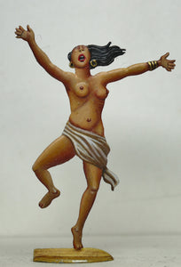 Dancer in extasy - Glorious Empires-Historical Miniatures