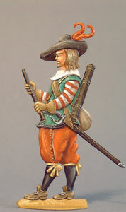 Flutist - Glorious Empires-Historical Miniatures