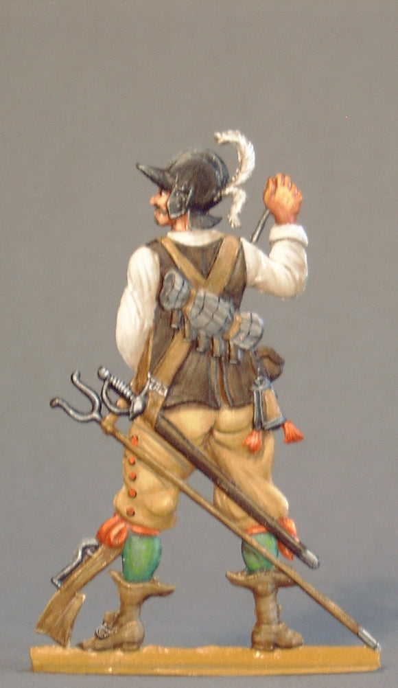 Musketeer - Glorious Empires-Historical Miniatures