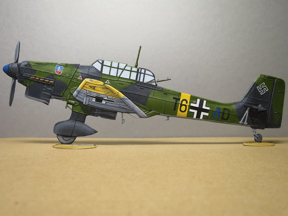 Stuka - Glorious Empires-Historical Miniatures