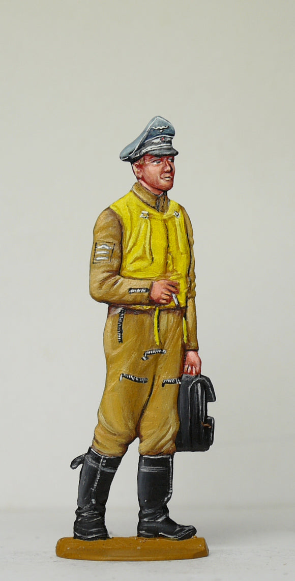 German bomber pilot, Battle of Britain - Glorious Empires-Historical Miniatures