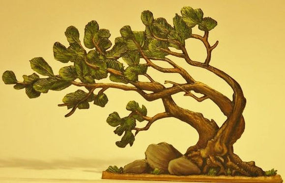 WInd-Bent Tree - Glorious Empires-Historical Miniatures