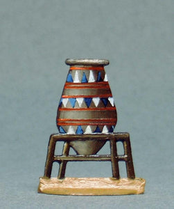 Medium sized vase with holder - Glorious Empires-Historical Miniatures