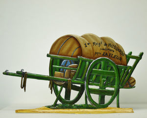 Cantinieres Cart - Glorious Empires-Historical Miniatures