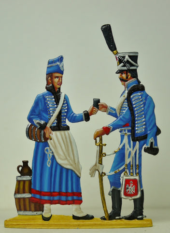 Cantiniere with Hussar