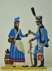 Napoleonic France: Cantiniere set