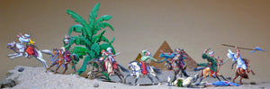 41 Campaign Egypt: Battle of Prymaids - Glorious Empires-Historical Miniatures