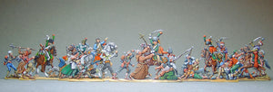 "AA - ""Dos de Mayos"", Madrid Uprising, full set - Glorious Empires-Historical Miniatures"