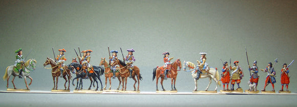 AA  - Louis XIV arrives at Maastricht - Glorious Empires-Historical Miniatures