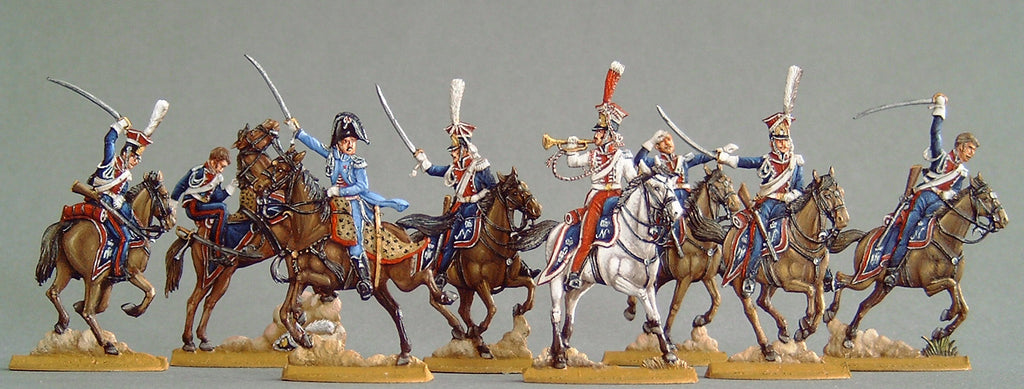 AA - set 31.1 - Polish light Horse, full set