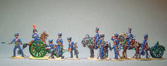 5.1 French Guard Artillery - loading