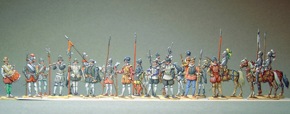 Valois: Henri II - Glorious Empires-Historical Miniatures
