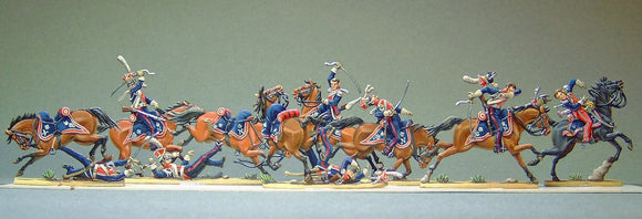 AA - Polish Light Horse, full set - Glorious Empires-Historical Miniatures