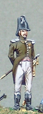 Cavalry officer - Glorious Empires-Historical Miniatures