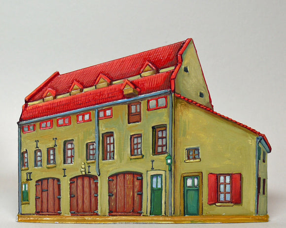 Cavalry barracks (Caserne) - Glorious Empires-Historical Miniatures