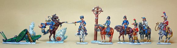 AA - Napoleon at Eylau, full set - Glorious Empires-Historical Miniatures