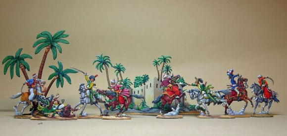 37.1 Egypt Campaign - Battle of Redecieh full set - Glorious Empires-Historical Miniatures