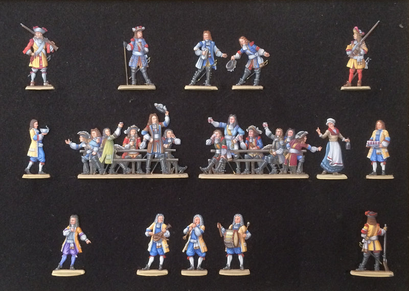 set 49 - Glorious Empires-Historical Miniatures